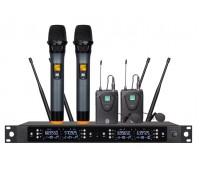 Беспроводная микрофонная система Emiter-S TA-U801HP