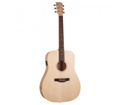 SIMON & PATRICK S&P 039715 - Trek Nat Solid Spruce SG EQ Акустическая гитара