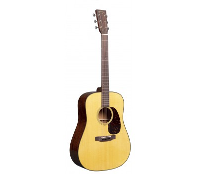 MARTIN D18E2020 Акустическая гитара