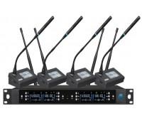 Беспроводная конференционная микрофонная система Emiter-S TA-U801C
