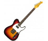 G&L ASAT CLASSIC Blues Boy (3 Tone Sunburst, ebony, 3-ply White). №CLF48480