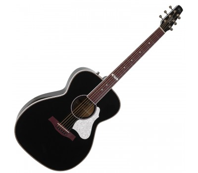 SEAGULL SEAGULL 047734 - Artist Limited Tuxedo Black EQ with TRIC Акустическая гитара