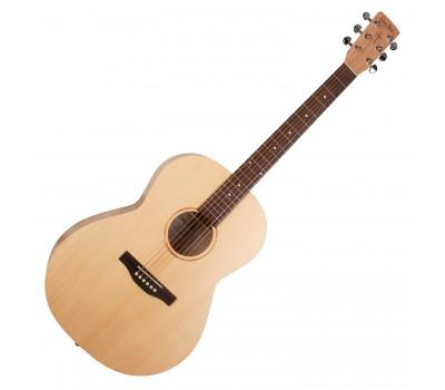 SIMON & PATRICK S&P 039722 - Trek Nat Folk Solid Spruce SG Акустическая гитара