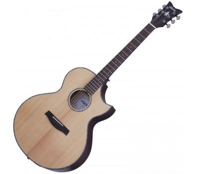 SCHECTER ORLEANS STAGE AC NS-VRS Акустическая гитара с датчиком