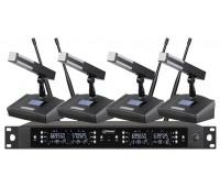 Беспроводная конференционная микрофонная система Emiter-S TA-U802