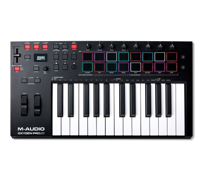 M-AUDIO OXYGENPRO25 MIDI клавиатура