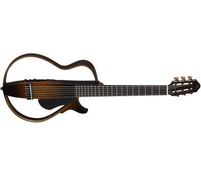 YAMAHA SLG200N TBS Тихая гитара, серия Silent