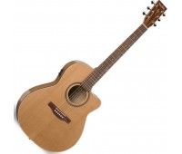 S&P 033744 - CW GT Folk Cedar EQ with Bag