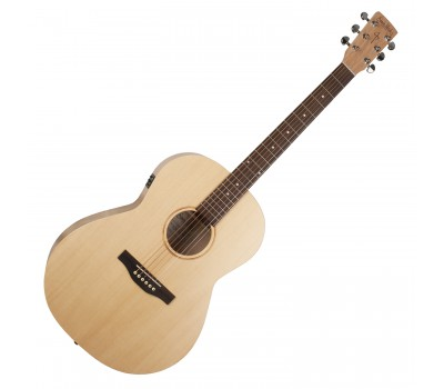 SIMON & PATRICK S&P 039739 - Trek Nat Folk Solid Spruce SG EQ Акустическая гитара