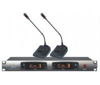 Беспроводная конференционная микрофонная система  RL-W700