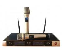 Беспроводная микрофонная система Emiter-S TA-U22 с ручными микрофонами
