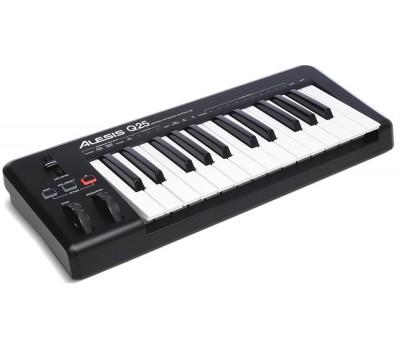 ALESIS Q25 MIDI Клавиатура