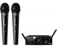 WMS40 Mini2 Vocal Set BD ISM2/3 EU/US/UK
