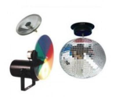 NIGHTSUN SN024 Зеркальный шар