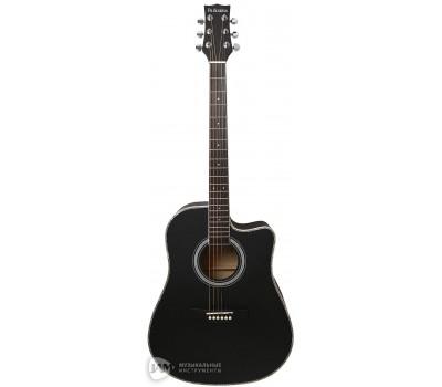 PARKSONS JB-4111C BLK Акустическая гитара
