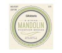 D'ADDARIO EJ75 Струны для банджо, мандолин