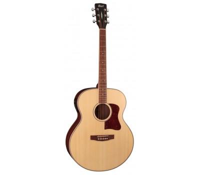 CORT CJ-MEDX NAT Акустическая гитара с датчиком