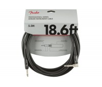 CABLE PROFESSIONAL SERIES 18.6' ANGLED BLACK