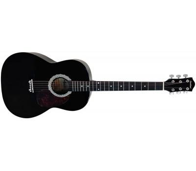 MAXTONE WGC3902 BK Акустическая гитара