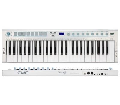 CME Ukey white MIDI Клавиатура