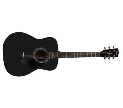 CORT AF510E BKS Акустическая гитара с датчиком