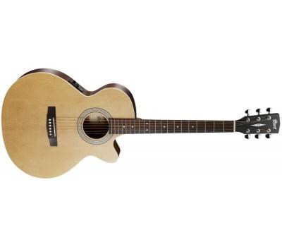 CORT SFX ME OP Акустическая гитара с датчиком