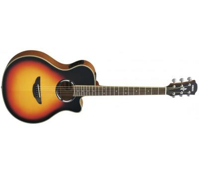 YAMAHA APX500 III VS Акустическая гитара