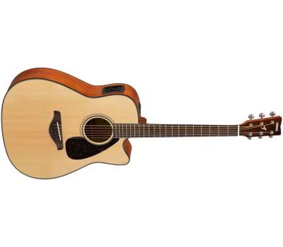 YAMAHA FGX800C NT Акустическая гитара