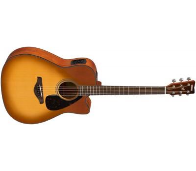 YAMAHA FGX800C SDB Акустическая гитара
