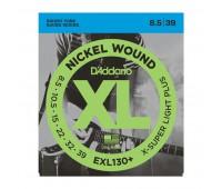 D'ADDARIO EXL130+ Струны для электрогитары
