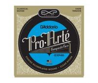 D'ADDARIO EXP46 Струны для классической гитары