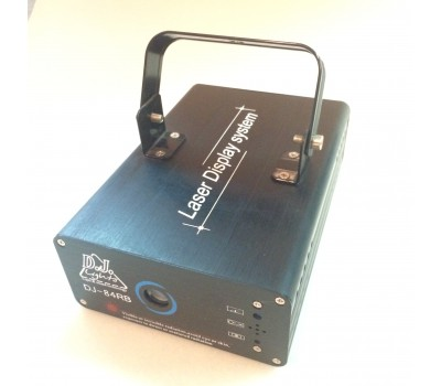 DJLIGHT DJ-84-RB Лазер