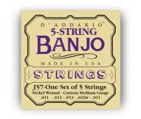 D'ADDARIO J57 Струны для банджо, мандолин