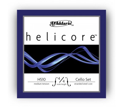 D`ADDARIO H510 4/4M Струны для виолончели