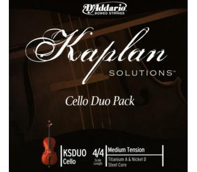 DADDARIO KSDUO 4/4M Струны для виолончели