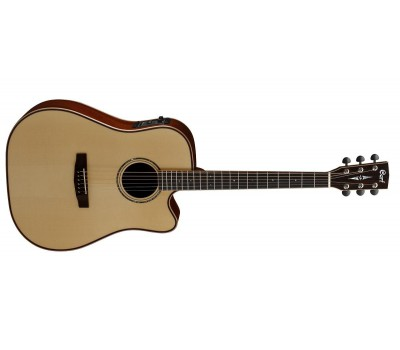 CORT ASM4 Nat w/case Акустическая гитара