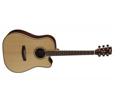 CORT ASM5 Nat w/case Акустическая гитара