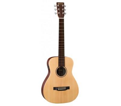 MARTIN 11LX1E Акустическая гитара